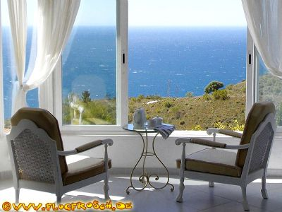 Chalet Costatropical *** Ferienhaus mit fantastischem Meerblick auf dem malerischen Monte de los Almendros