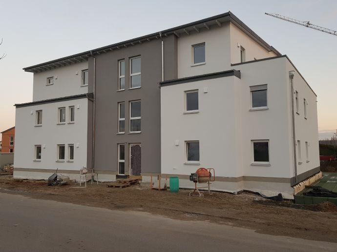 3-Zimmer-Penthouse-Wohnung mit großer Dachterrasse