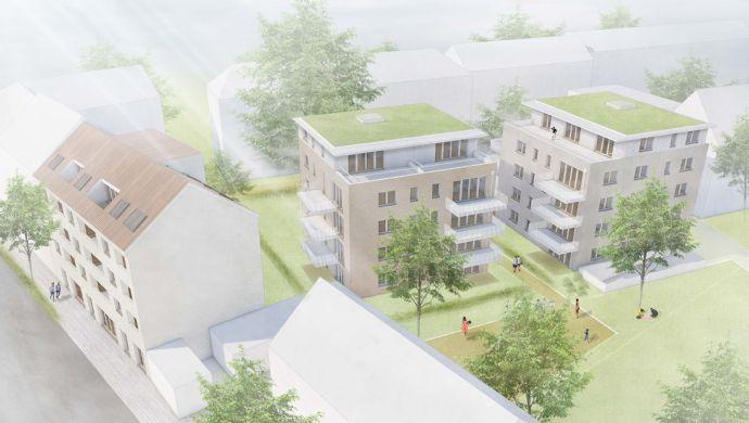 +++ Penthouse-Wohnung mit großzügiger Dachterrasse +++ KN-Petershausen +++ Bezug 09/21