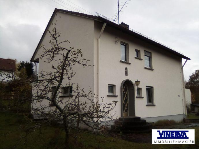 Charmantes Wohnhaus mit großem Garten in Merzalben