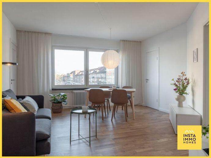 Luxuriös möblierte 3-Zimmerwohnung Nähe Kuhmühlenteich (inkl WLAN)