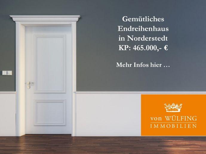 Gemütliches Endreihenhaus in Norderstedt ...