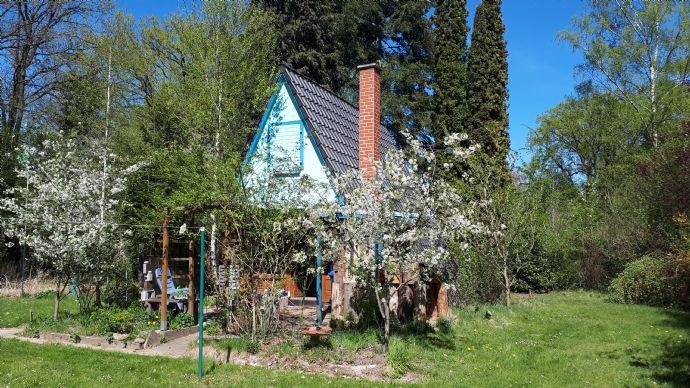 Nurdachhaus in Streetz zwischen Hitzacker und Dannberg