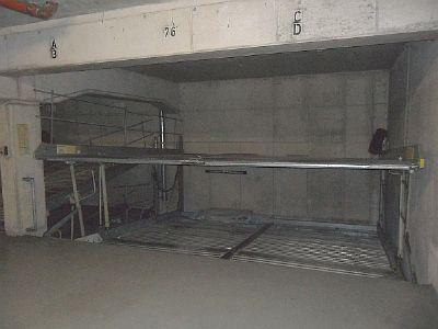 Alzey Garage, Alzey Stellplatz