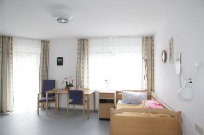 Beispiel - Pflegeappartement