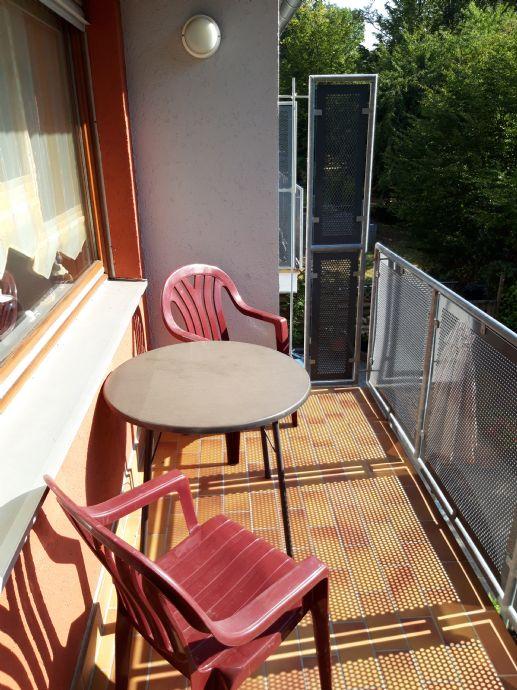 Seniorenwohnung mit Balkon - 3 ZKB Wohnung sucht Nachmieter - ruhige Lage am Waldrand OT-Dorf im War