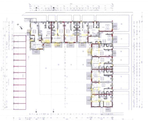Alte Schule zum Ausbau von Mietwohnungen