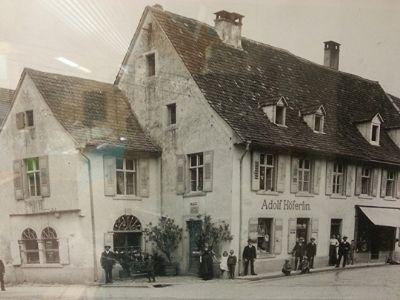 Original Gebäude