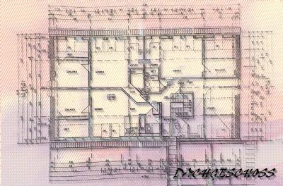 Planung zur Bauanzeige 97: DG