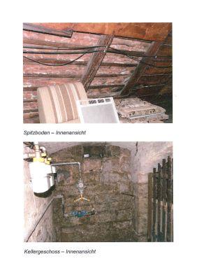 Dach und Keller