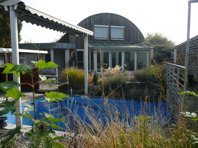 Exklusives 1 - Fam. - Haus, modern, ökologisch im Einklang mit der Natur in Ludwigsburg