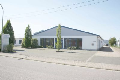 Saarwellingen Halle, Saarwellingen Hallenfläche