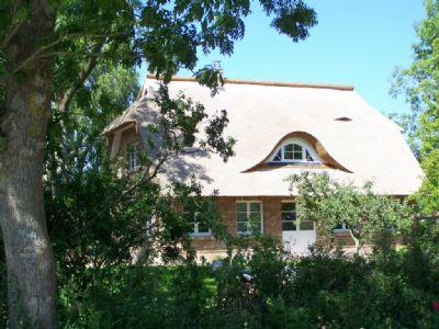 Neubau Reetdachhaus