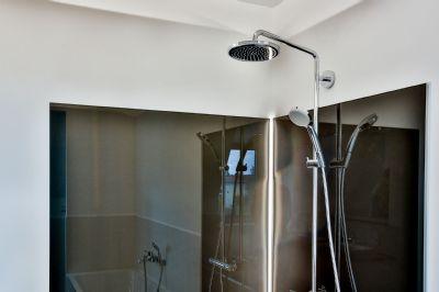 Moderne Wandbeschichtung  LED-Beleuchtung