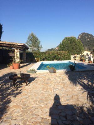 Traumhafte und ruhige Finka auf Mallorca in Galilea
