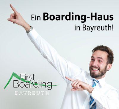 Ein Boarding-Haus...