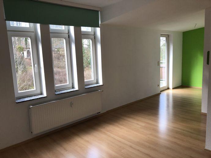 Wohnung in Randlage von Bad Liebenstein