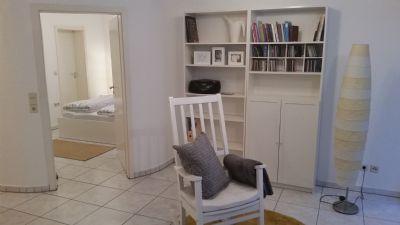 Gemütliche  2-Zimmer-Wohnung mit Terrasse, max. 4 Personen