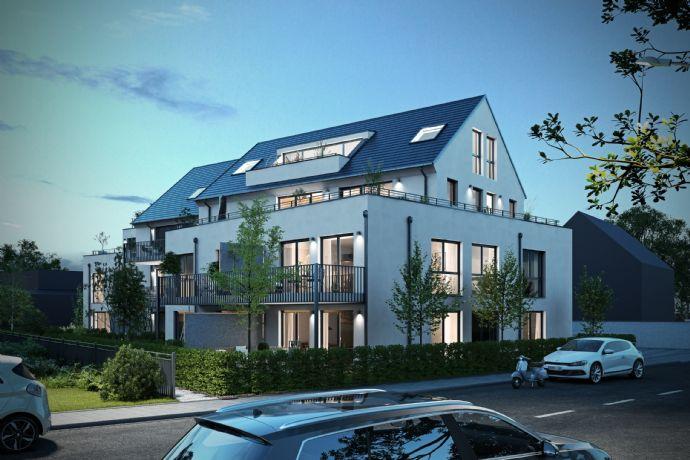 Große 4 Zimmer Wohnung mit tollem Balkon - Neubau