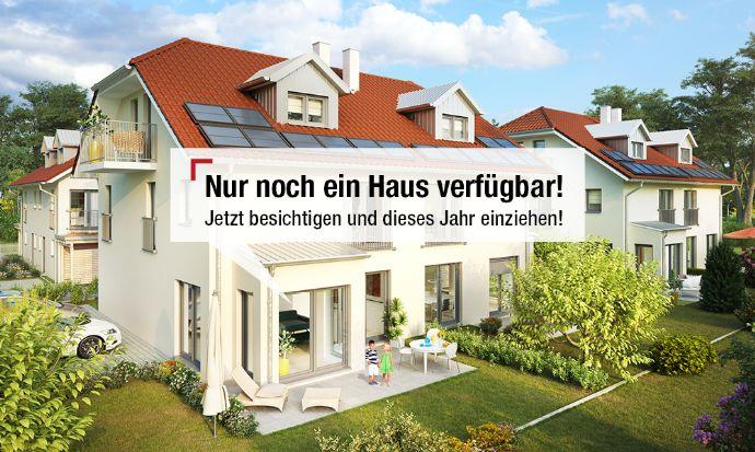 Wie für Sie gemacht - Sichern Sie sich Ihre Doppelhaushälfte mit perfekten Aussichten