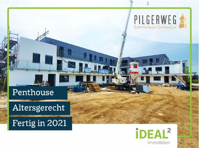 Fertig in 2021 Top Penthousewohnung