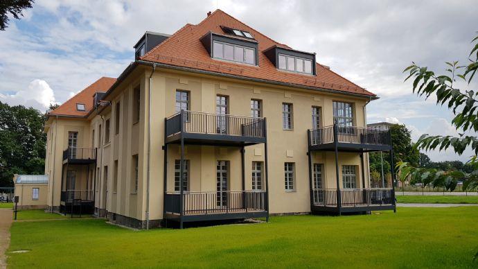 Exklusiv wohnen im Schlosspark
