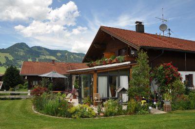 Landhaus Brigitte - Ferienwohnungen Nord-/Ostbalkon