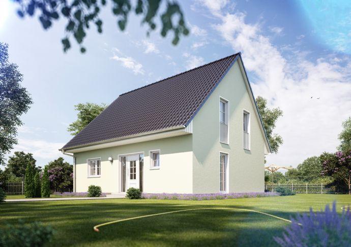 Neubau eines Einfamilienhauses (projektiert)