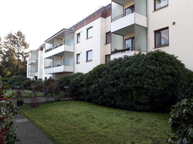 2-Zimmer-Wohnung mit Tiefgaragenplatz in Schwachhausen / Scharnhorststr.