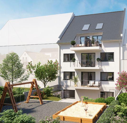 Schöne Eigentumswohnung mit Südbalkon