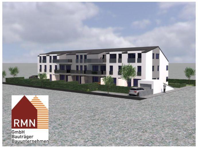 ++IN-SÜD Neubauprojekt 3 ZKB EG mit Garten KFW55++
