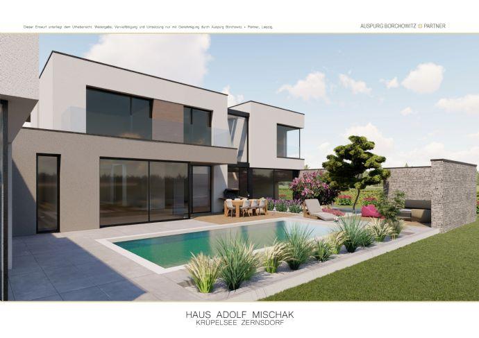 Spitzenlage in Westend - unweit vom Grunewald - zur Bebauung mit einer avangartistischen Bauhausvilla