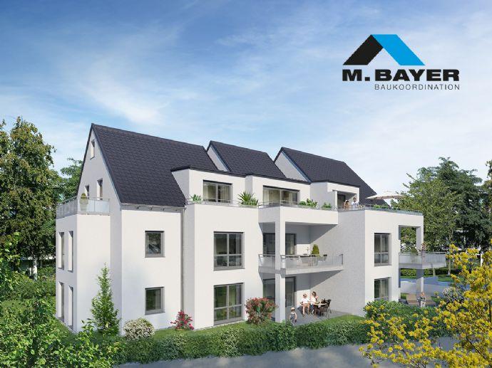Exklusive 4,5-Zimmer Wohnung mit Balkon in idyllisch ruhiger Lage