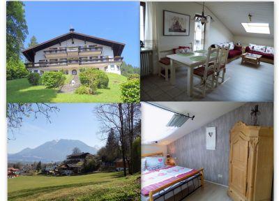 Oberaudorf Kaiserreich-einer der schönsten Ferienregionen der Alpen-Willkommen im App.28***in Traumlage,nahe Tirol