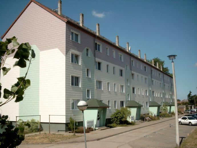 Sanierte 3-Raumwohnung mit Balkon