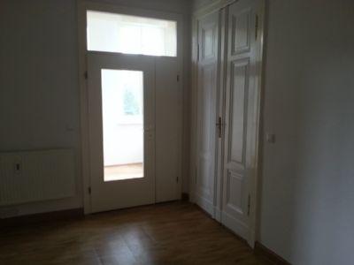 Blick auf Tür zur Loggia