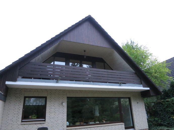 2 Zimmer Dachgeschoss-Wohnung in ruhiger, zentraler Lage