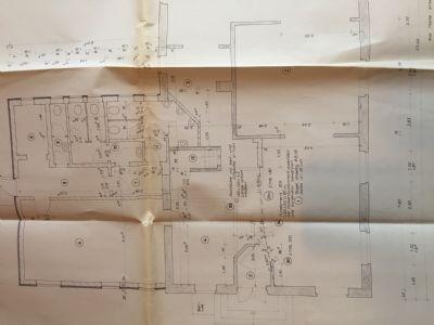Bild 31 Grundriss Anbau,Gaststube+Vereinszimmer