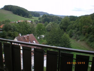 Fernsicht-Balkon