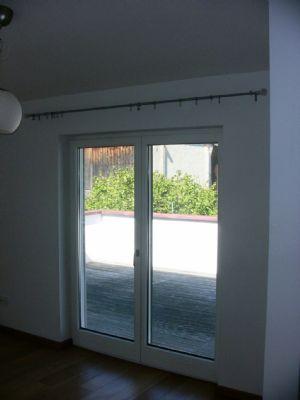 Terrase Schlafzimmer