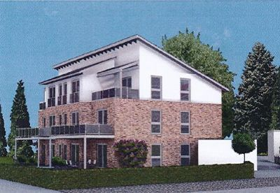 2,5-Zimmer-Wohnung in Walsrode, Neubau am Bahnhof, ab 01.12.2019 verfügbar