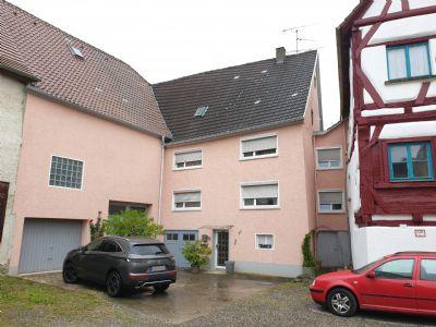 Großzügiger Wohnraum in Kernstadt von Scheer