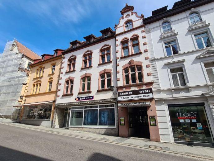 Top Kapitalanlage- historisches Wohn- und Geschäftshaus in der Altstadt von Überlingen