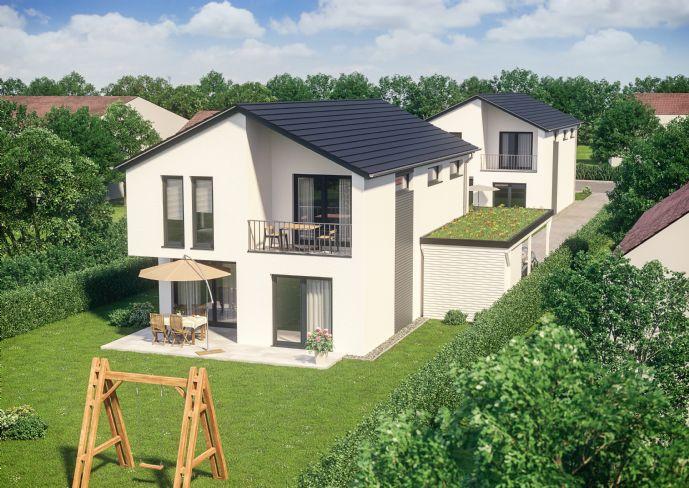 EFH in wohngesunder, nachhaltiger Bauweise mit moderner Optik und familiengerechtem Grundriss