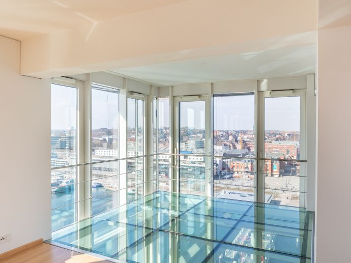 Exklusive Maisonette-Wohnung mit einmaligem Panoramablick