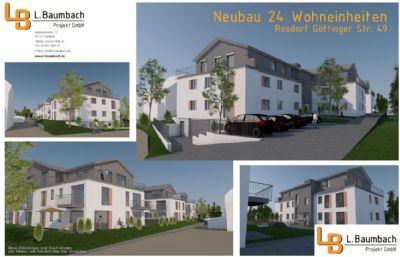 Rosdorf Wohnungen, Rosdorf Wohnung kaufen
