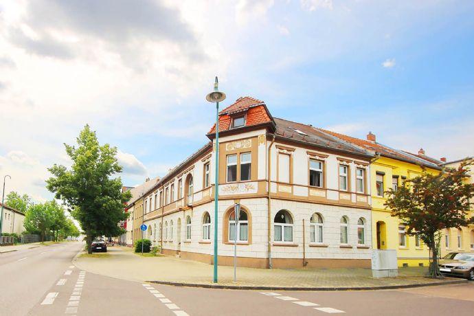 interessantes Mehrfamilienhaus in Aken / Elbe