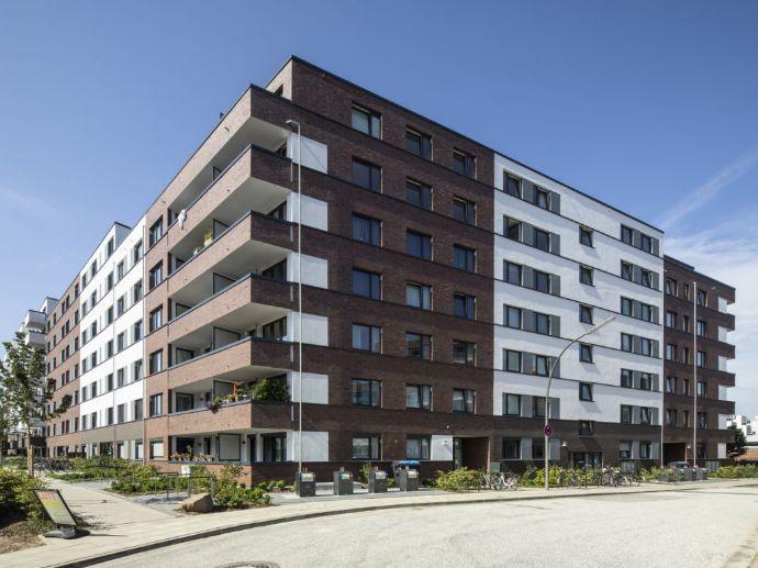 Neuwertige Wohnung mit Balkon in den Othmarscher Höfen