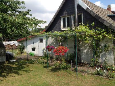 Garten und Nebengebäude