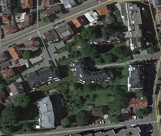 Wunderschöne 3-Zimmer-Wohnung mit Balkon im Zentrum von Kempten (Allgäu)